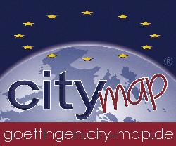 City-map Göttingen