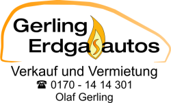 Gerling Erdgas-Autos